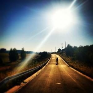 Träume leben, mach dich auf den Weg!