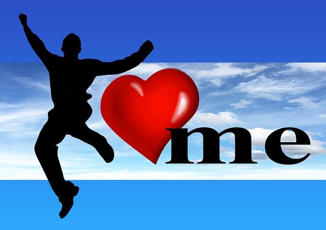 Der wichtigste Mensch in deinem Leben bist du!