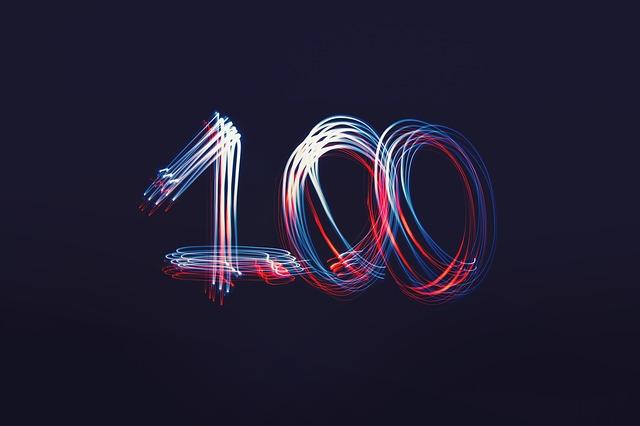 100 Gründe zum dankbar sein