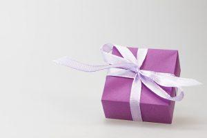 Du bist ein Geschenk für die Welt