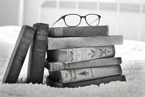 Bücher und die Fragen dazu