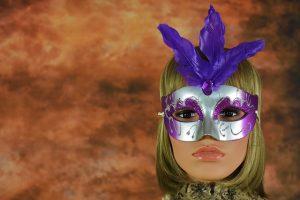 Die Maske und die Gefühle