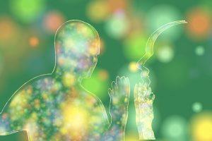 Gespräche selbstbewusst führen, Sprechen und Handeln
