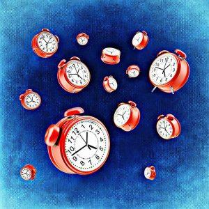Wofür nimmst du dir Zeit?
